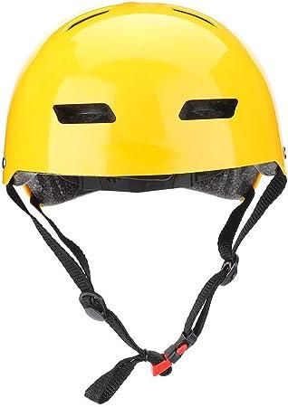 Casco de seguridad para escalada al aire libre Casco deportivo hecho de material de poliuretano con 12 salidas de aire para escalada, rappel, ...
