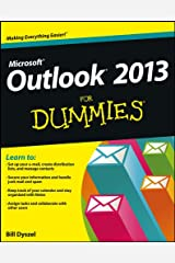 Outlook 2013 For Dummies Kindle Edition