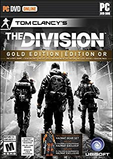Tom Clancy's The Division (Gold Edition) - PC (B00ZE36BEW) | Amazon Products