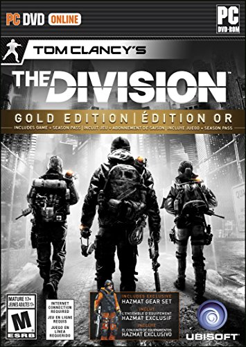 Tom Clancy's The Division Gold Edition Windows UBP60801034