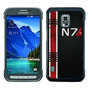 N7 Black New Cool Custom Design Samsung Galaxy S5 Active Cover Case