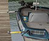 Rite Hite Best Boat Tie Up - 15'' - Yellow - Tie Up Without Having To Get Out Of The Boat