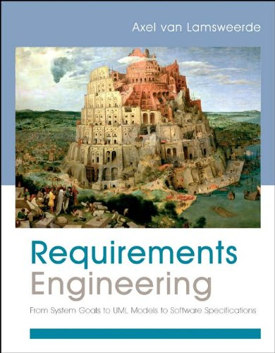 Requirements Engineering (text only) by A.V. Lamsweerde PDF