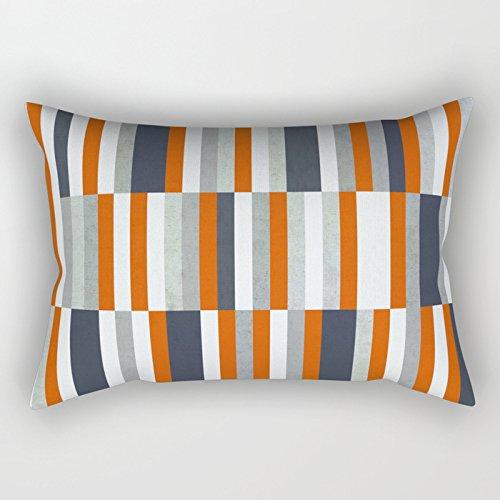 ymot101 Fundas de cojín rectangulares abstractas, diseño ...