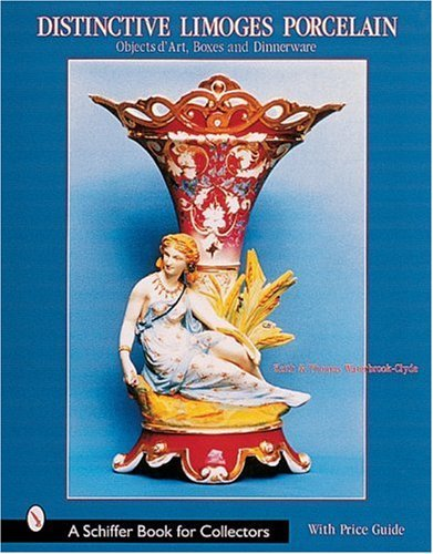 Porcelain: Objets D'art, Boxes and Dinnerware by Thomas Waterbrook-Clyde (2001-02-22) (Limoges Fish)