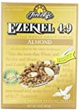 Food For Life Ezekiel 4:9 - Organic Almond Granola Cereal, Vegan, 16 oz (Pack of 4) by Ezekiel