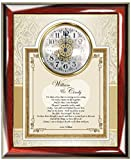 Personalized Love Poem Gift for Husband, Wife, Girlfriend or Boyfriend Poetry Gift Frame Poem Plaque Birthday Anniversary Lover Present