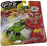 Heroes of Goo Jit Zu Minis Versus Bundle