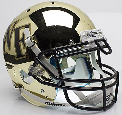 Schutt Wake Forest Demon Deacons Authentic College XP Football Helmet - NCAA Licensed - Wake Forest Demon Deacons Collectibles ()