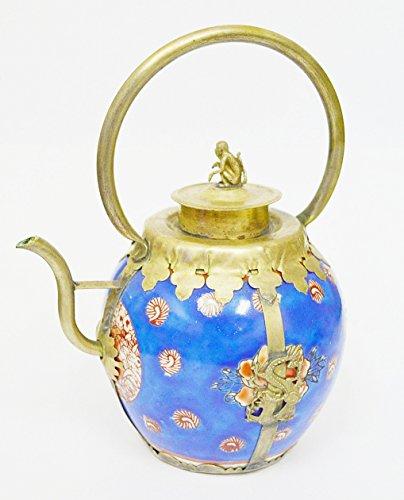 - Beautiful & Classic Chinese tibet Porcelain Dragon TeaPot