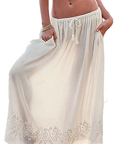 Victorias Secret Embroidered Skirt Coverup product image