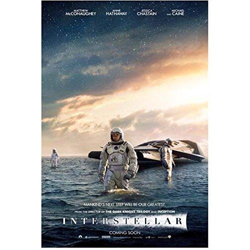 """Interstellar (2014) 8 Inch x10 Inch Photo """"Mankind"""