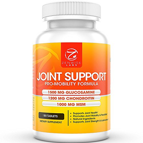 Joint-Support-Complex-of-1500mg-Glucosamine-Sulfate-1200mg-Chondroitin-1000mg-MSM-Hyaluronic-Acid-for-Advanced-Relief-Health-Supplement-for-Pain-Aches-Soreness-Inflammation-180-Tablets