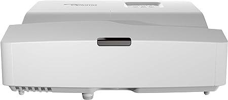 Optoma Technology HD31UST Proyector Ultra Cortofull HD 1080P, 3400 Lúmenes, 28000:1 Contraste, Formato 16:9, Blanco