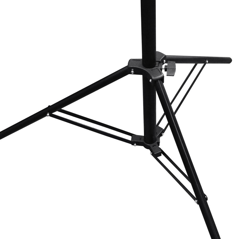 LimoStudio Extendable Photo Studio Lighting Reflector Holder with Rubber Hand Grip Boom Arm Stand Kit, AGG1836