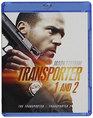 VHS : Transporter 1 and 2 Blu-ray