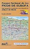 Picos de Europa National Park Map