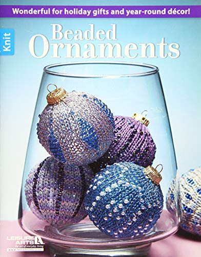 12 Exquisite Beaded Ornaments to Knit (6536)