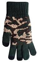 Boss Tech Products, Inc.Touchscreen Gloves (BTP-GLV-CAMOGRN)