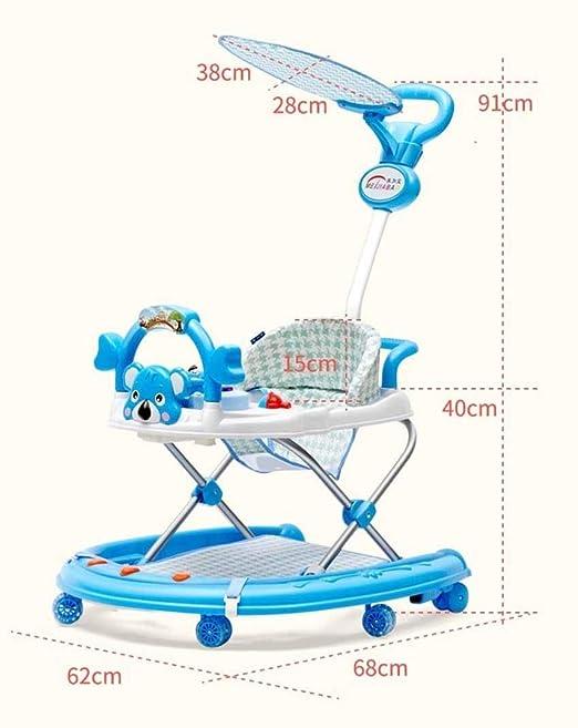 Amazon.com: Carro de bebé plegable para niños de 7 a 18 ...