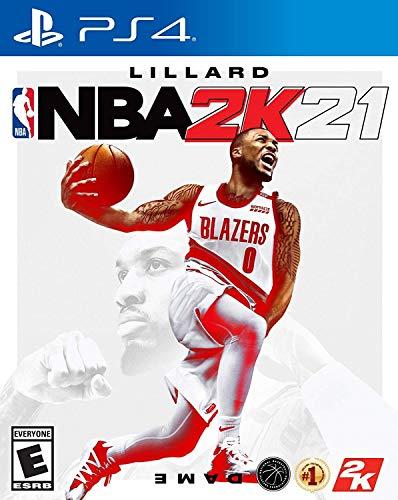 NBA 2K21 – PlayStation 4