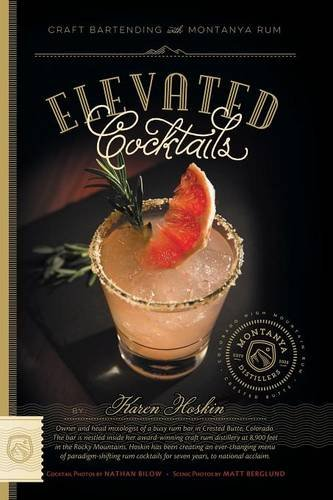 Read Online Elevated Cocktails: Craft Bartending with Montanya Rum pdf