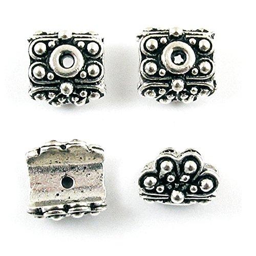 tierracast-pewter-pendant-bead-caps-silver-raja-4