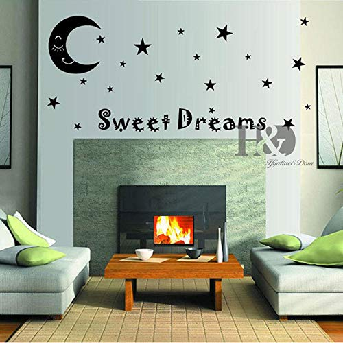 Sofa Background Wall Wallpaper English Word Quotes
