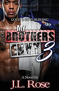 Book Cover: My Brother's Envy 3: The Reconciliation