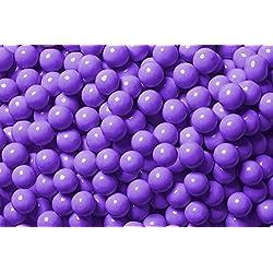 Sweetworks Shimmer Lavender Sixlets 1 lb Bag