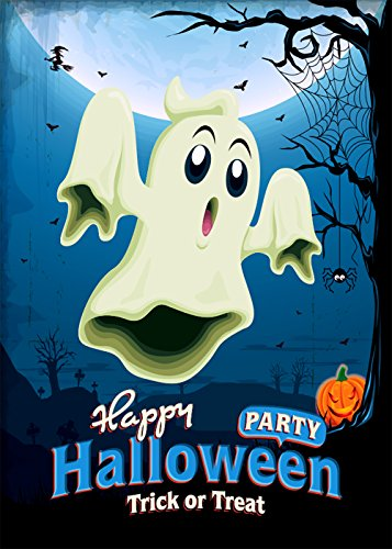 Happy Halloween Party - Trick or Treat: A Halloween Story For Beginner Readers - Read Along Rhyme -