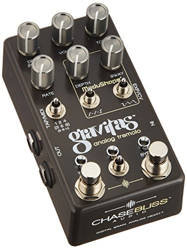 Chase Bliss Audio Gravitas Digitally Controlled Analog Tremolo Pedal