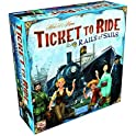 Days of Wonder Ticket To Ride Rails & Sails Board Game