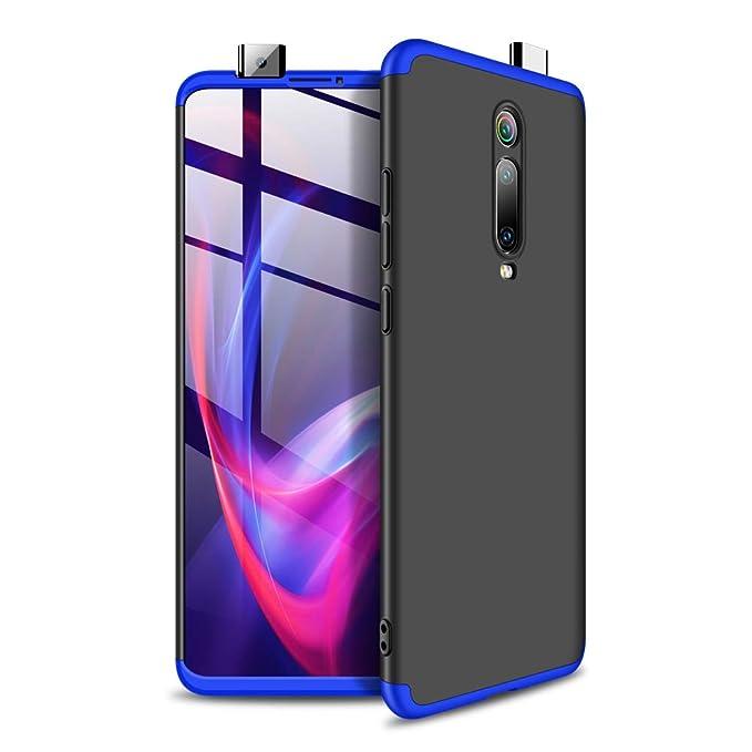 Funda Xiaomi Mi 9T Pro/Mi 9T Negro Azul,Case Ultra Fina Carcasa ...
