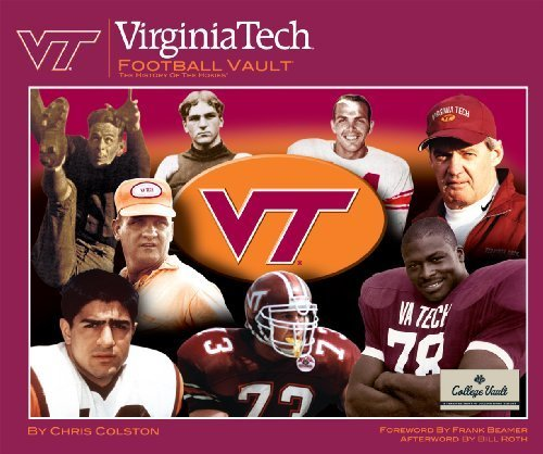 Virginia Tech Football Vault by Chris Colston (2009-09-15)