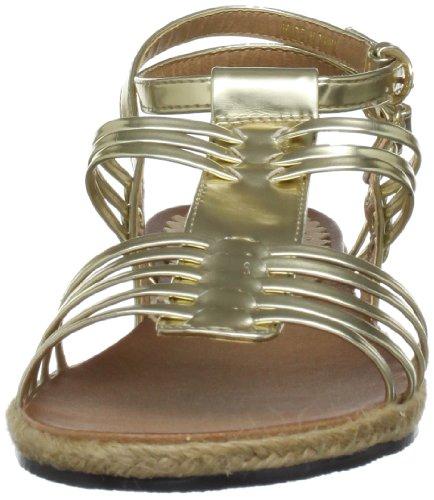 Head Over Heels Jazie - Sandalias de material sintético mujer dorado - dorado