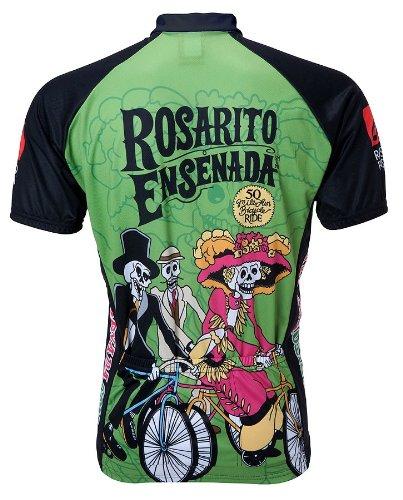 Rosarito Ensenada Viva la Baja Cycling Jersey