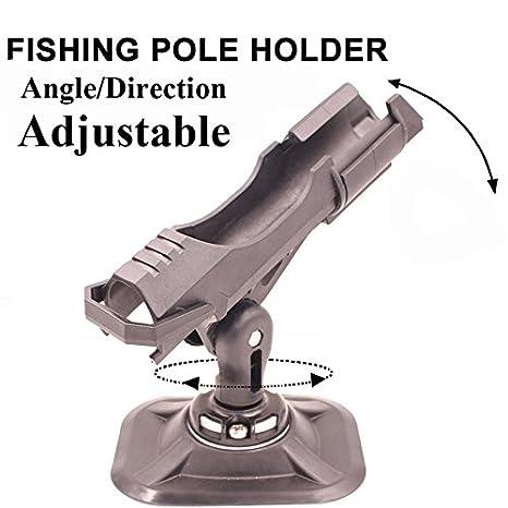Lujo pesca dispositivo bote hinchable SUP Board pesca pole soporte ...
