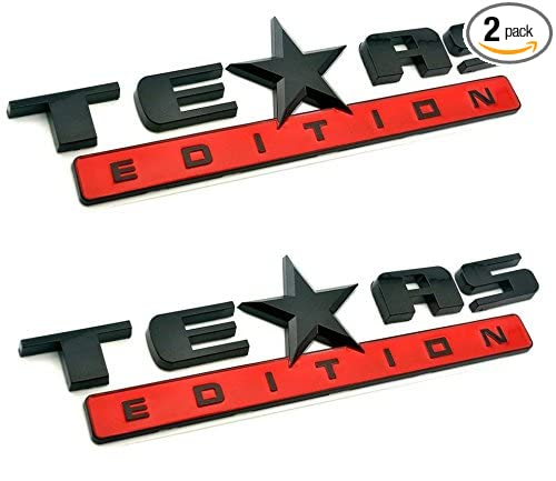 2PC 2500HD DOOR BADGE NAMEPLATE FIT GMC SIERRA CHEVY SILVEARADO LETTER TAILGATE