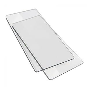 Sizzix 660341 Big Shot Plus Starter Kit, White & Gray