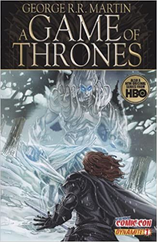A Game Of Thrones 1 New York Comic Con Variant Edition Cover
