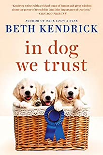 Book Cover: In Dog We Trust