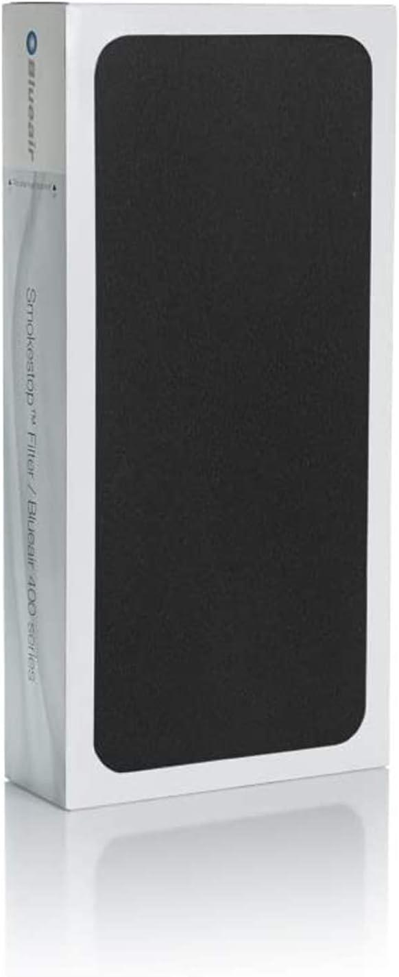 Zealing 1 SmokeStop - Filtro HEPA compuesto para Blueair Classic 400 Series compatible con 402,403,405,410,450E, 455EB,480i purificador de aire