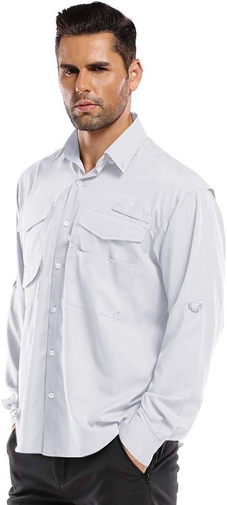 manga larga ajustada Camiseta atl/ética de mujer