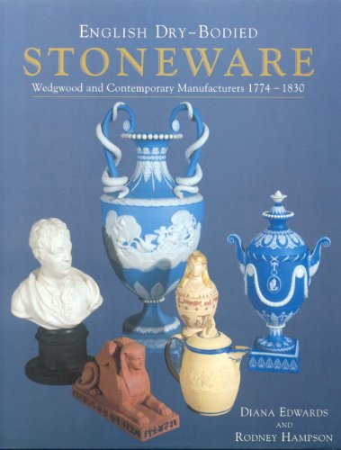 English Dry-Bodied Stoneware (Wedgwood and Contemporary Manufacturers 1774-1830)