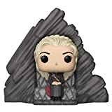 FUNKO POP! DELUXE: Game of Thrones - Daenerys on Dragonstone Throne