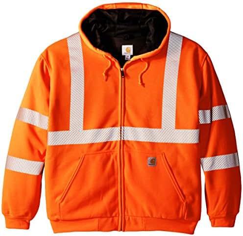 Carhartt Mens Big /& Tall High Vis Class 3 Sweatshirt
