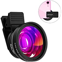 Cell Phone Lens ZOETOUCH 0.45X Super Wide Angle Lens &...