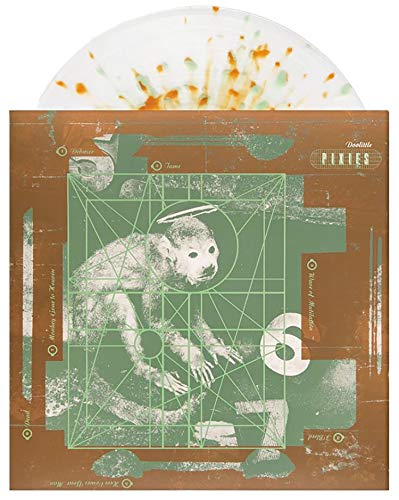 Doolittle - Exclusive Limited Edition Bronze And Green Splatter Vinyl LP