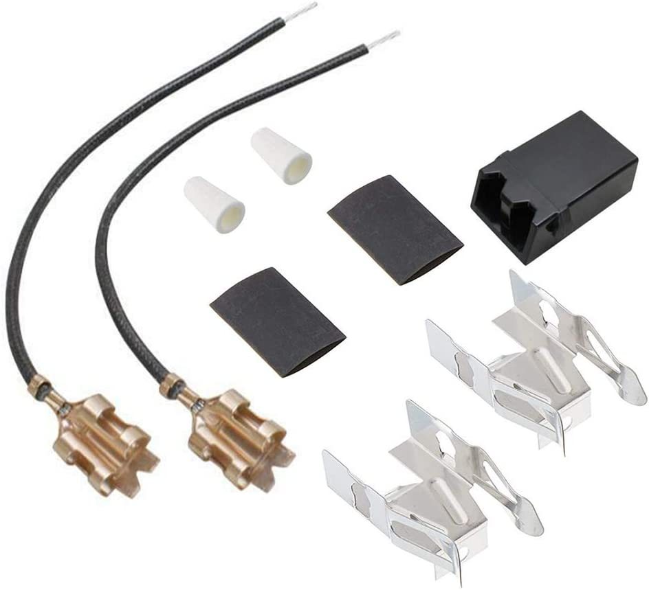 1Pack Electric Stove Range Burner Receptacle Kit 330031 Universal stove receptacle For Whirlpool Kenmore Maytag and Whirlpool